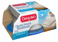 Queijo Frescal Ultrafiltrado Light 250g