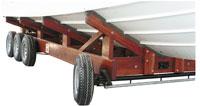Carretas para embarcações de até 12 toneladas