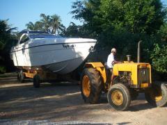 Barco Excalibur 45