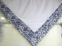 Toalha de mesa algodão Sintra
