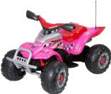 Quadriciclo Elétrico Peg-Pérego Corral T-Rex 12v -