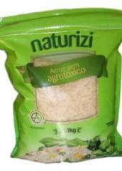 Arroz sem Agrotóxicos Naturizi - 1 Kg