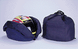 Bolsa porta capacete