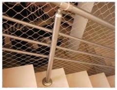Тelas de proteção para escada