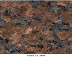 Amazon Star Granito