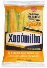 Flocão - Farinha de milho flocada
