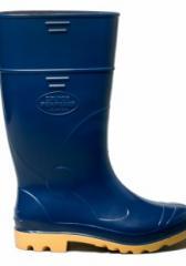 Bota Calfor Azul