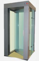 Еclusa pivotante semi-giratoria Mini Access Top