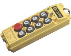Controle remoto industrial