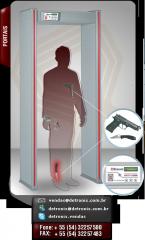 Detector de metais MettusDX