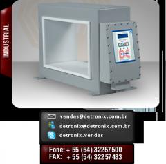 Detector de metais MettusPR