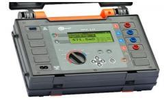 Microhmímetro digital 10A MMR.630