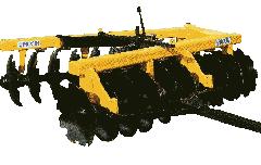 Grades Aradoras de Arrasto - GAP