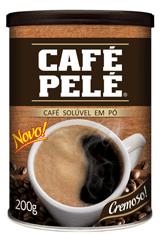 Café Solúvel em Pó