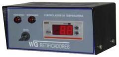 Controlador eletronico de temperatura