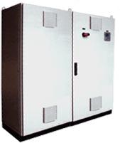 Bancos Automáticos em armários autosuportantes