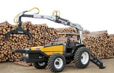 Carregador Florestal C560