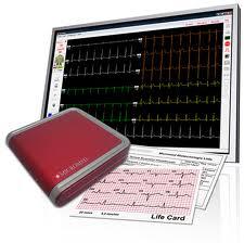 Eletrocardiógrafo Wincardio