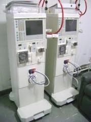 Máquinas de Hemodiálise