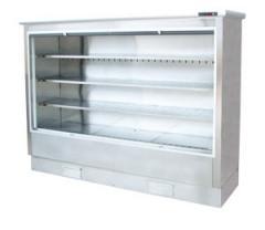 Expositor de Laticínios Refrigerado