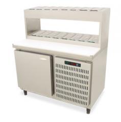 Refrigerador Horizontal C/ Pista Fria