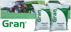 Gran® - linha de fertilizantes granulados