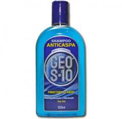 SHAMPOO GEO S-10 ANTICASPA 300ml