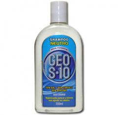 SHAMPOO GEO S-10 NEUTRO 300ml