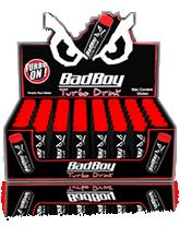 BadBoy Turbo Drink