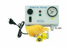 Painel de Alarme para Rede de Ar Comprimido