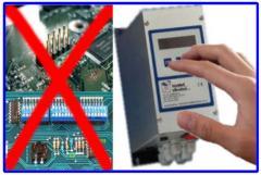 Controlador eletrônico digital