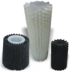 Escovas cilindricas tufadas