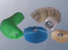 Escovas Espiral/Helicoidais