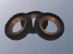 Escovas circulares para fosforos