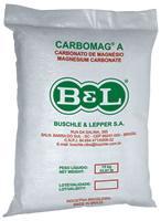 Carbonato de Magnésio - Carbomag A, EL e EL-VT