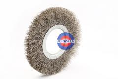 Escovas Circulares Onduladas