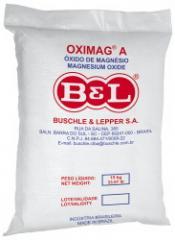 Óxido de Magnésio - Oximag A, B, BR-15, D, E,