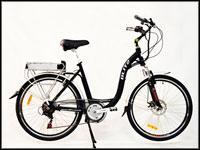 Bicicleta Eletron