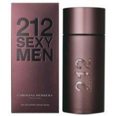 212 Sexy Masculino Eau de Toilette 50 ML