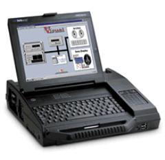 Computador portátil Áspero com 6 Fendas ISA/PCI