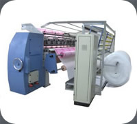 Máquinas Multiagulhas de Ponto Fixo