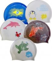 Toucas de silicone personalizadas