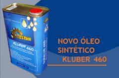Novo Óleo Sintético KLUBERSYNTH EG 4- 460 Cestari