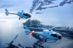 Helicoptero Colibri EC 120 B