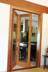 Porta Caix. para vidro - pantográfica