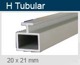 Divisores H Tubular
