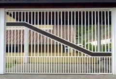 Portões em aço