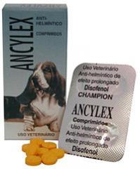 ANCYLEX COMPRIMIDO  Endoparasiticída