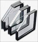 Vidros duplos (termo-acústico)