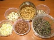 Casca de sementes